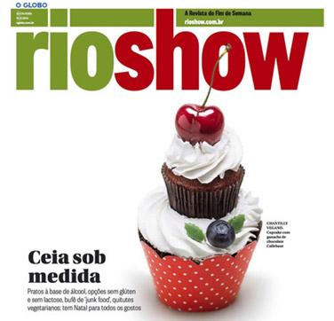 Imagem rio show ceia sob medida