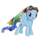 MLP Equestria Friends Rainbow Dash Brushable Pony