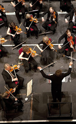BBC National Orchestra of Wales - photo credit BBC