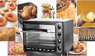 Các chế độ điều chỉnh nhiệt độ của lò nướng