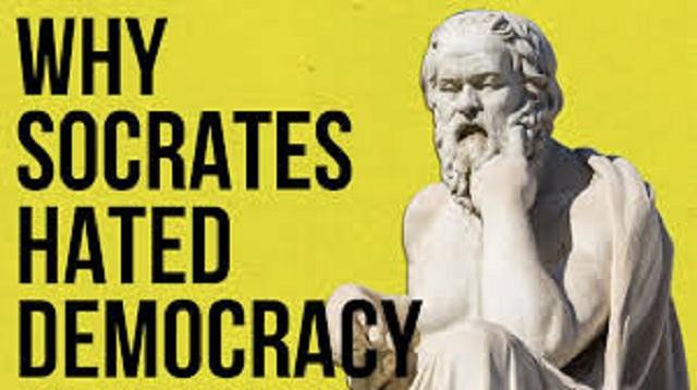 Βίντεο: Γιατί ο Σωκράτης και οι αρχαίοι φιλόσοφοι θεωρούσαν τη δημοκρατία ως ένα «φαύλο πολίτευμα»;