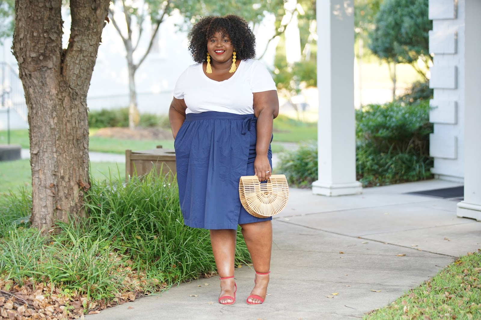 Top Black Plus Size Blogger