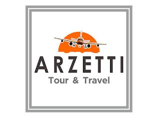Logo Arzetti Tour & Travel Lampung