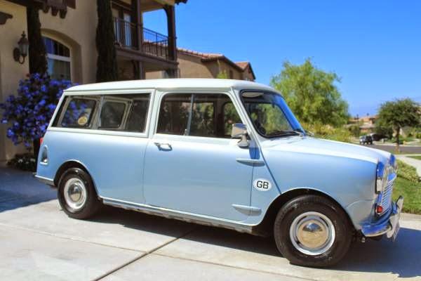 1968 Austin Mini Traveller Wagon | Auto Restorationice