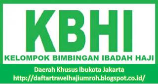 Kelompok Bimbingan Ibadah Haji di Daerah Khusus Ibukota Jakarta