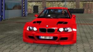 BMW M3 E46 + M3 E46 GTR mod