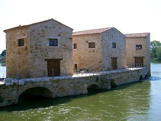 Aceñas de Olivares; Zamora; Castilla y León; Vía de la Plata