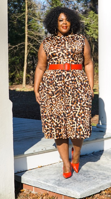 rebdolls, garnerstyle dress, garnerstyle wild life dress