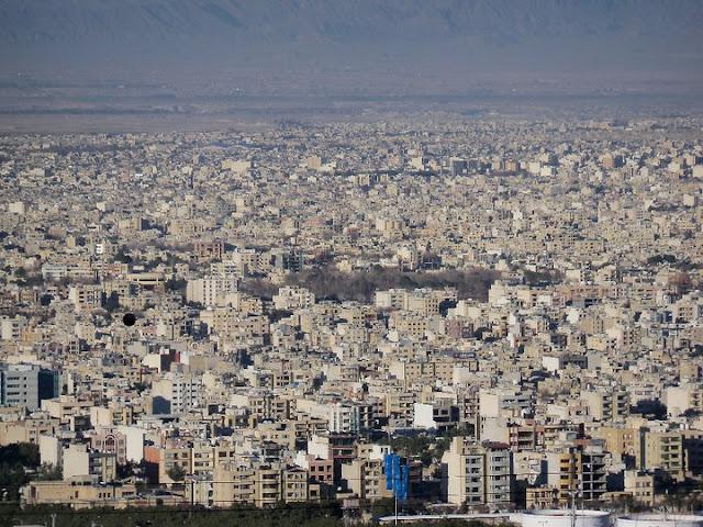isfahan manzara foto