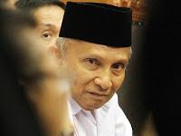 Ternyata Ini yang Membuat Amien Rais Yakin Prabowo Menang Pilpres 2019