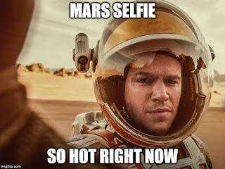 mars itu panas