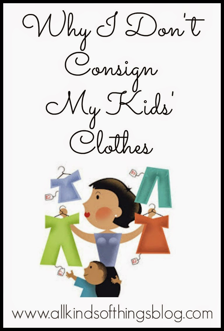 Consign Kids' Clothes