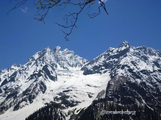 Padang Rumput Emas di tanah Kashmir