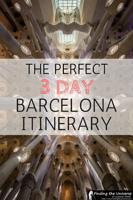 Visiting Barcelona? This 3 day itinerary for Barcelona has you covered, with all the top attractions from the works of Gaudi to museums and more. There are also tips on saving money, advice on finding accommodation, practical tips for your visit, and much more!