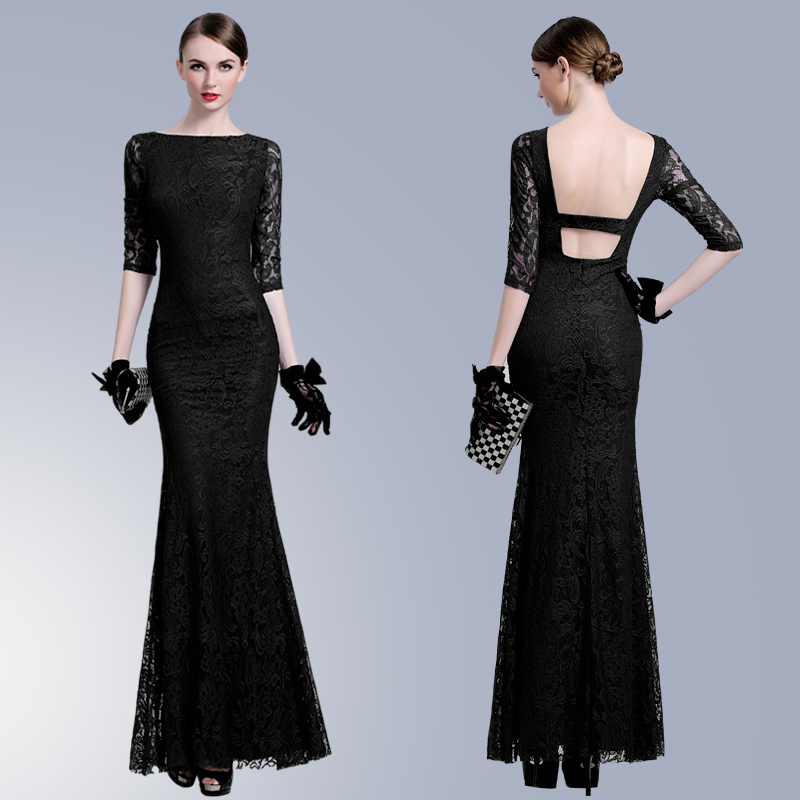 Evening Gown Rent Sell: Fit Bust 93cm, Waist 76cm