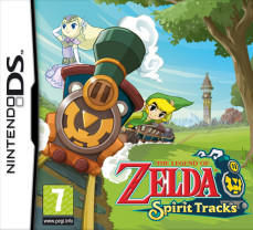 The Legend of Zelda: Spirit Tracks ( BR ) [ NDS ]