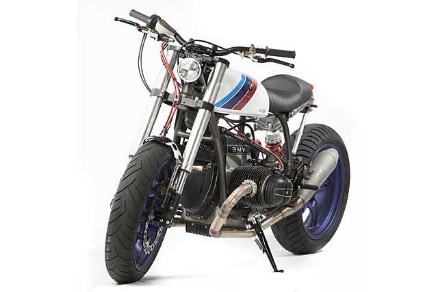 BMW R100RS 1979 By JRM Motorcycle Hell Kustom