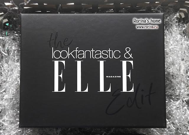 Lookfantastic Beauty Box март 2017