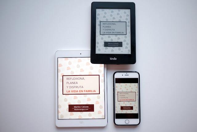 """Ebook gratis """"Reflexiona, planea y disfruta de la vida en familia"""" para todos los dispositivos"""
