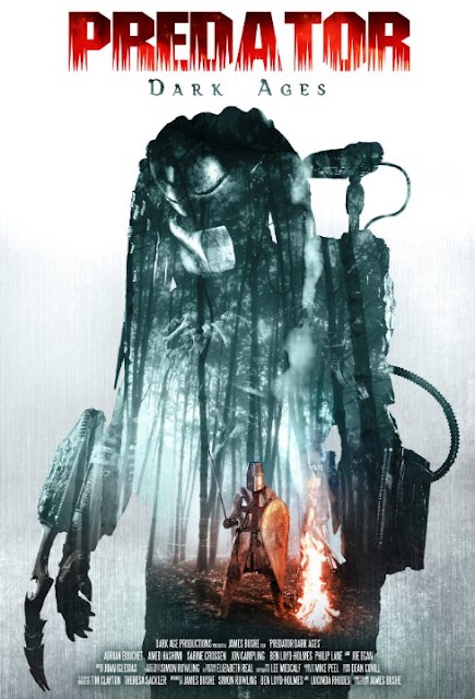 Predator Dark Ages (2015) ταινιες online seires oipeirates greek subs