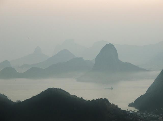 Parque da Cidade, a melhor vista do Rio de janeiro a partir de Niterói