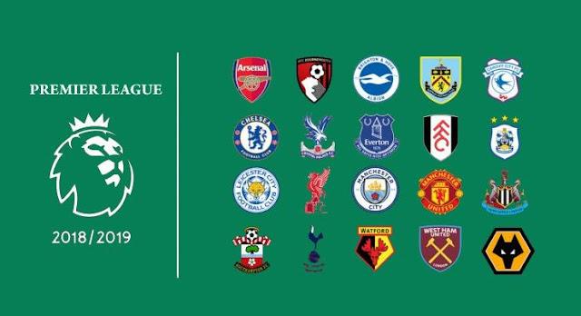 Jadwal Liga Inggris 2018-2019