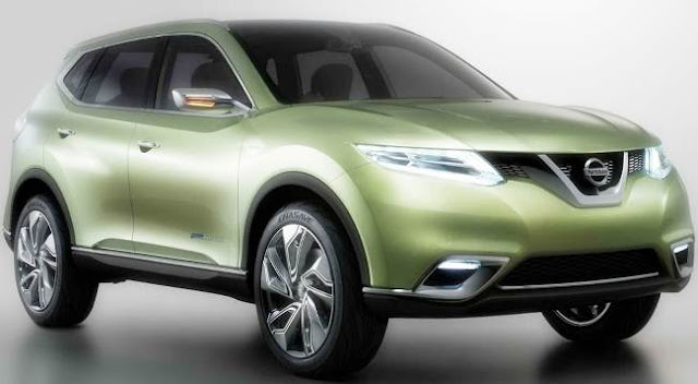 2018 Nissan Rogue Redesign