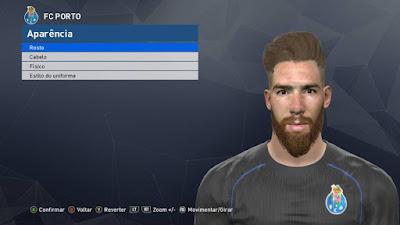 PES 2017 José Sá (Porto) Face by Lucas Facemaker