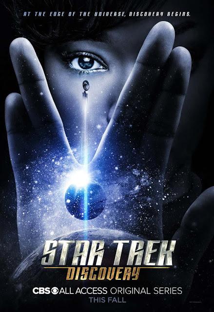 STAR TREK |  DISCOVERY - Viaggio ai confini dell' universo