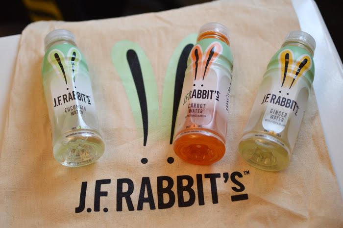 J F Rabbit's Drinks