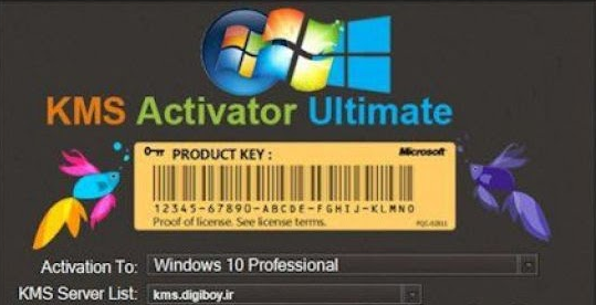 microsoft toolkit kms activator 2018