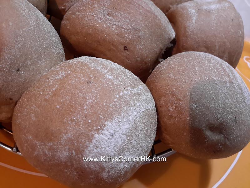 Date Sugar Soft Bread DIY recipe 大棗紅糖軟包 自家烘焙食譜