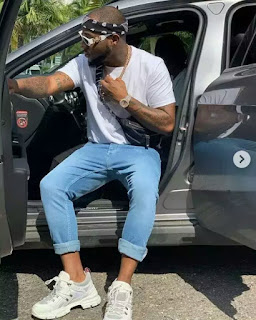 Davido's Response To A Fan, Who Asked Him To Do #fvckyouchallenge