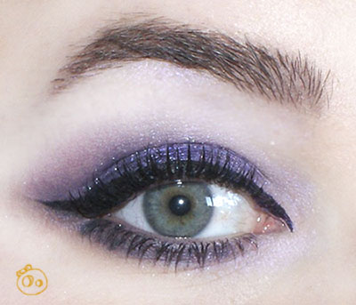 Max Factor Smokey Colour Luxe Lilacs