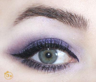 Max Factor Smokey Colour Luxe Lilacs