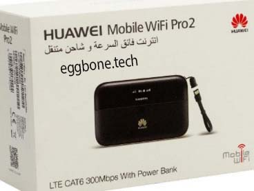 UNLOCK HUAWEI E5885 MIFI (WiFi Pro 2) - EGGBONE UNLOCKING GROUP  (+