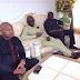 Senator Godswill Akpabio visits Akwa Ibom Governor to console him (See Photos)