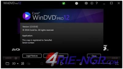 Corel WinDVD Pro 12.0.0.62 Final Full