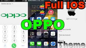 Ios Theme For Oppo
