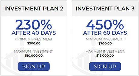 Инвестиционные планы Investish 2