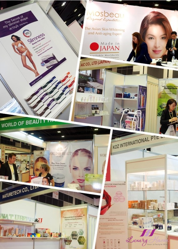 beautyasia regional beauty trade show suntec singapore