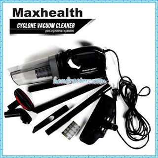 Jual Vacuum Cleaner Maxhealth Ez Hoover Murah - Alat Penyedot Debu