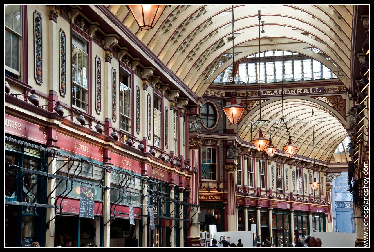 Leadenhall Market Londres (London) Inglaterra