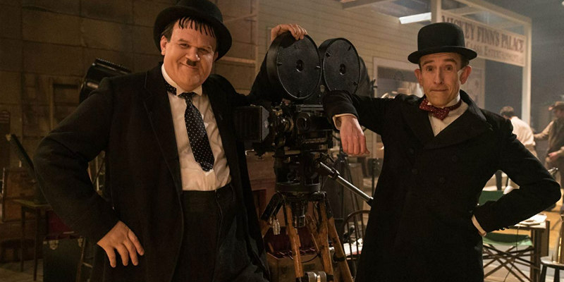 Steve Coogan & John C. Reilly Are STAN & OLLIE