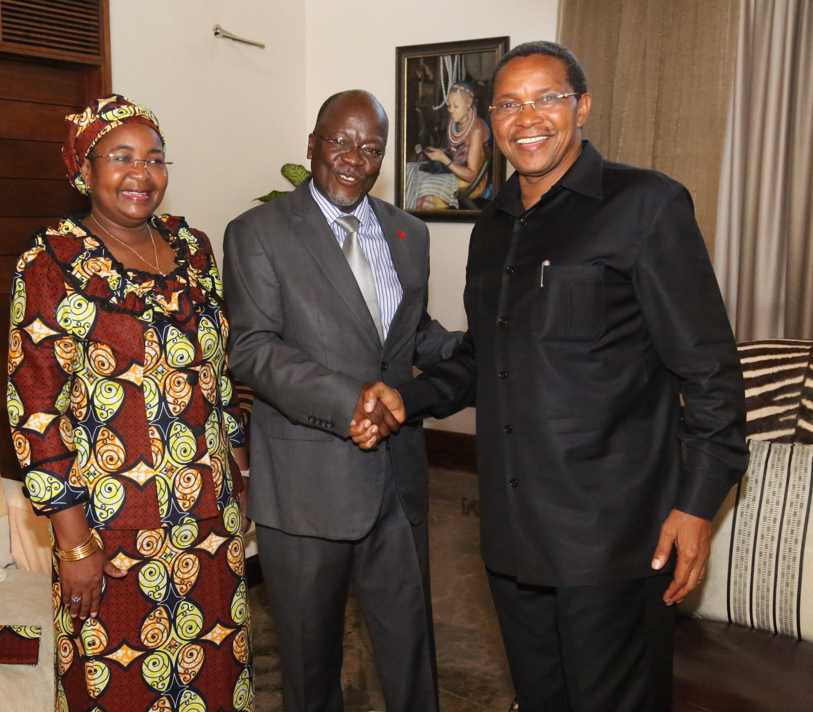 HABARI NA MATUKIO: Dk John Pombe Magufuli Atangazwa ...