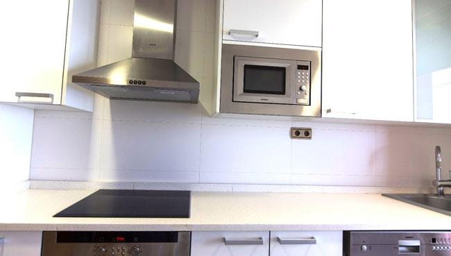 apartamento en venta en torre bellver oropesa cocina