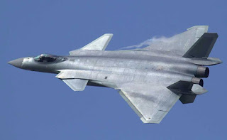China joins its army, J-20 fighter aircraft not coming in the radar