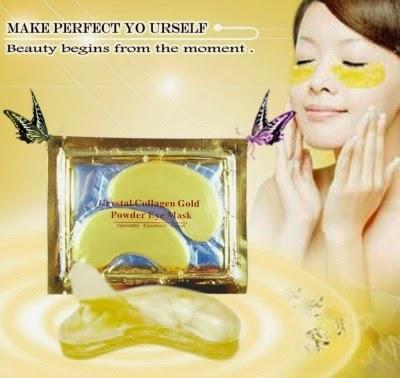 Wanita Dan Kecantikan Eye Mask Hilangkan Lingkaran Hitam Bawah Mata