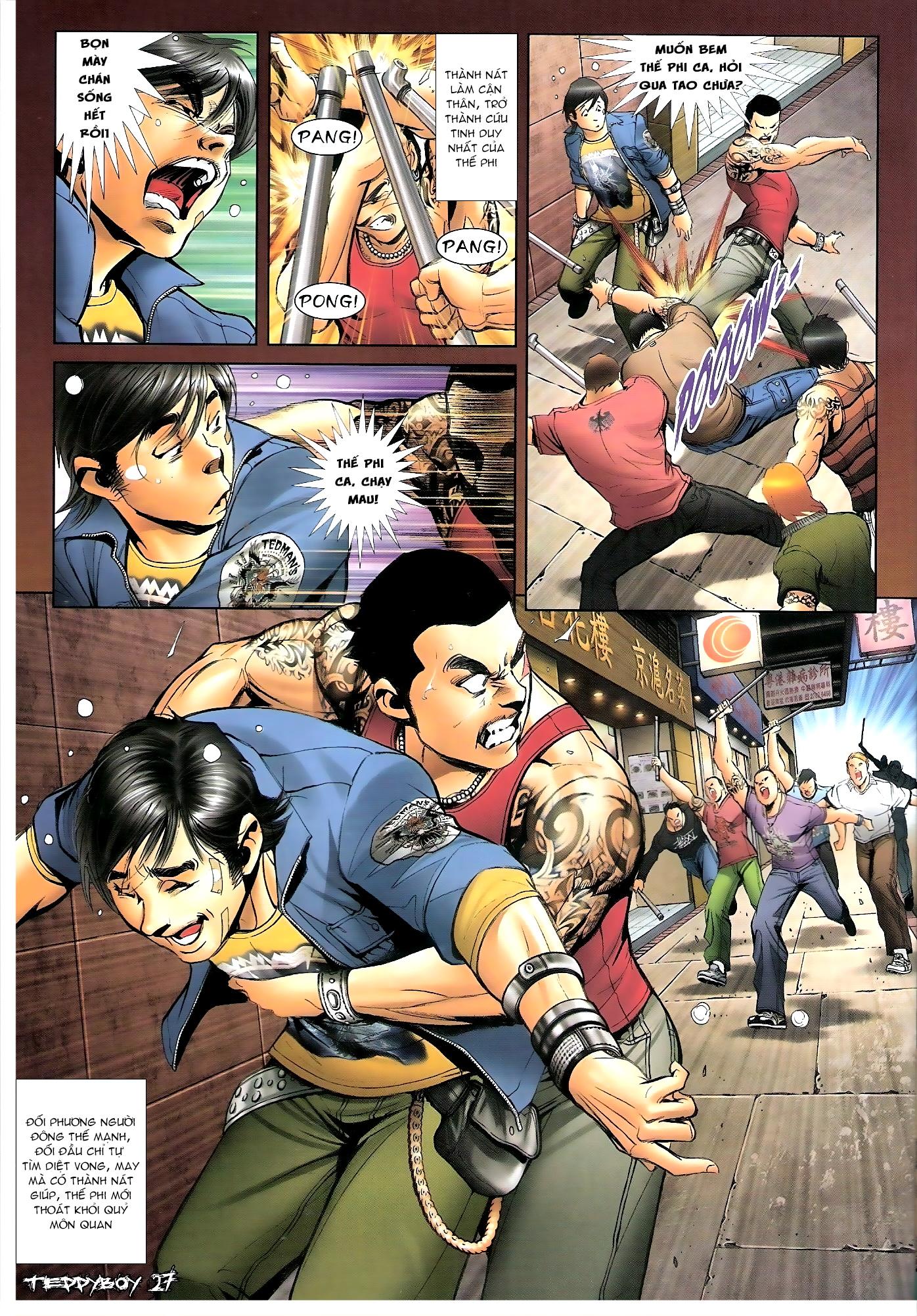 Người Trong Giang Hồ - Chapter 1310: Đừng gạt em nữa - Pic 24