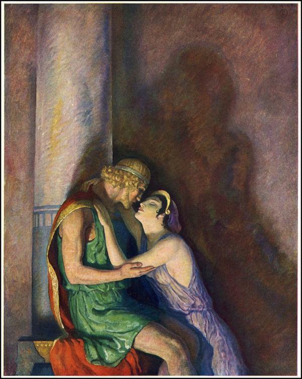 NC Wyeth odysseus